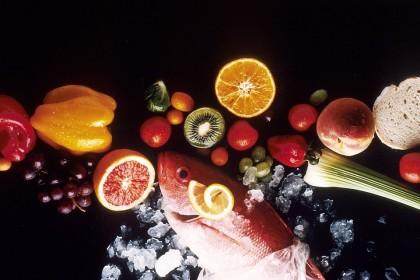 Quando il pesce convolò a nozze con la frutta
